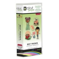 Cricut Imagine Cartridge Best Friend Item 2000634